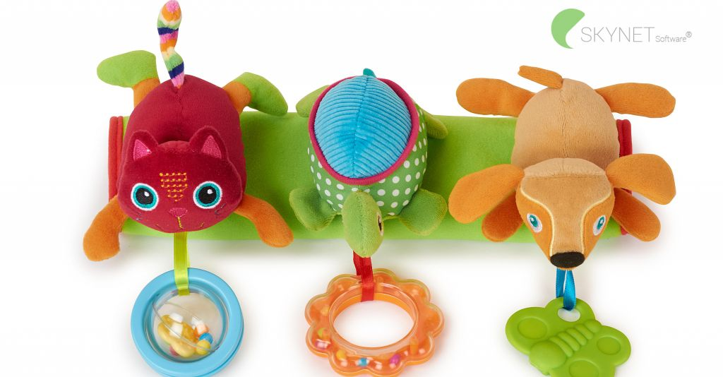 thiết kế web bán đồ chơi