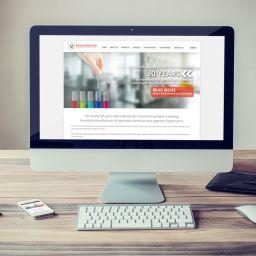 thiết kế website metro ui